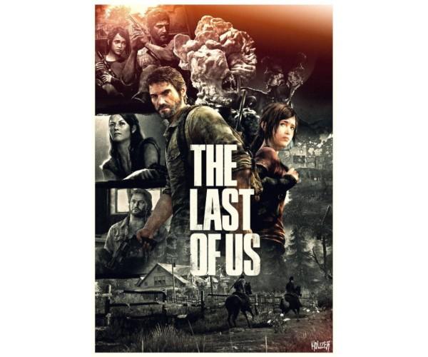 Постер The Last of Us 01