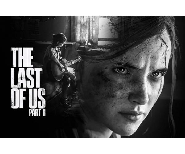 Постер The Last of Us 02