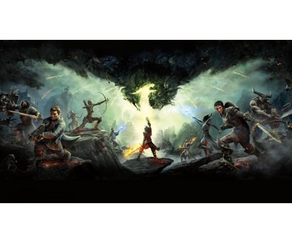 Постер Dragon Age 02