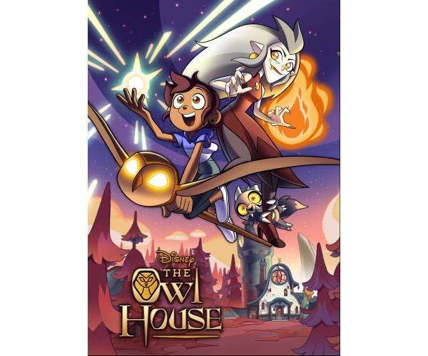 Постер The Owl House