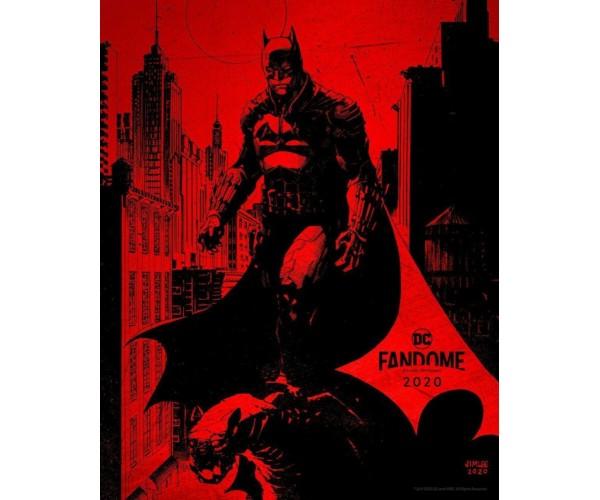 Постер Batman DC Fandom