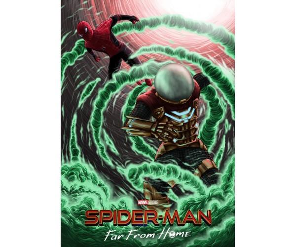 Постер Людина павук 13