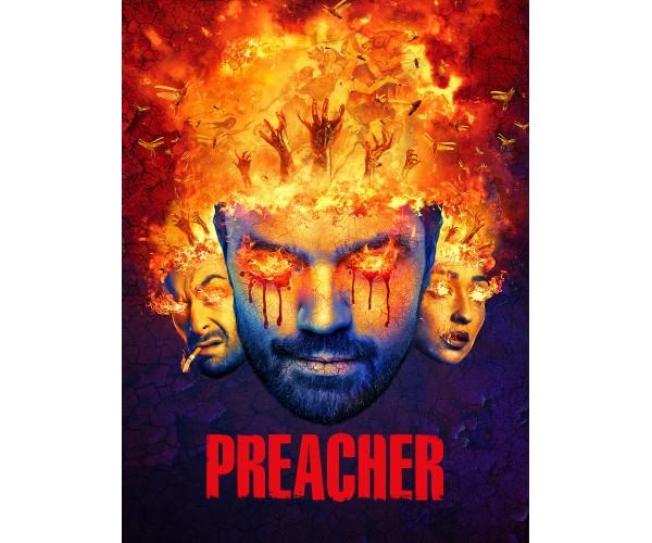 Постер Проповідник 05