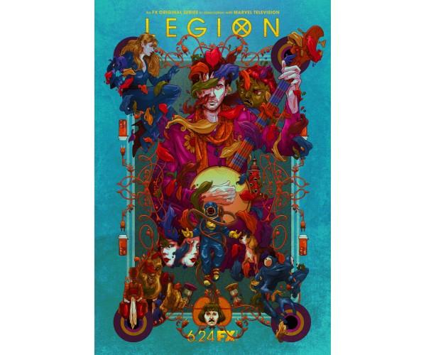 Постер Легіон 02
