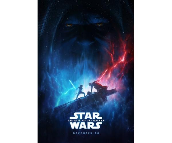 Постер Зоряні Війни 08