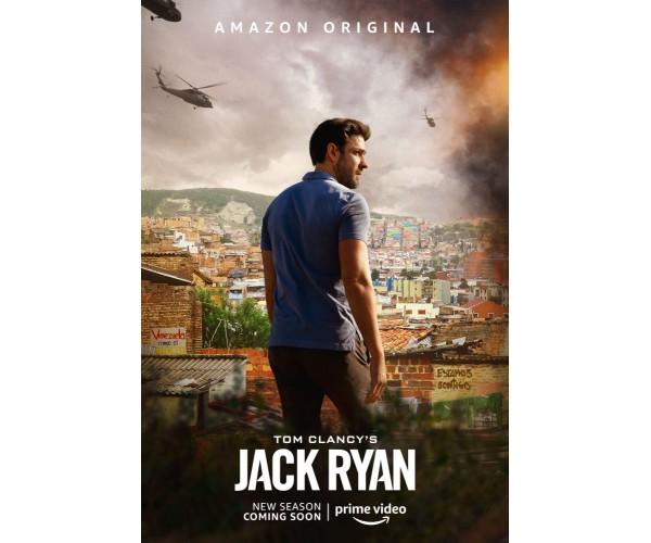 Постер Джек Раян