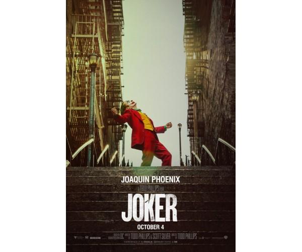 Постер Джокер 02