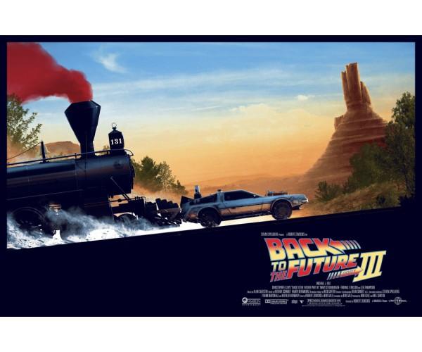 Постер Назад в майбутнє 01