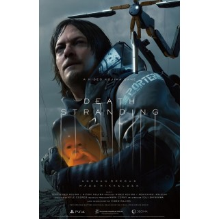 Постер Death Stranding 02
