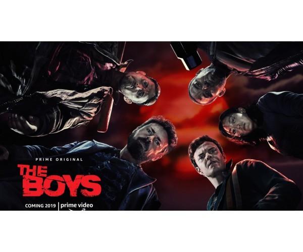 Постер The Boys 01