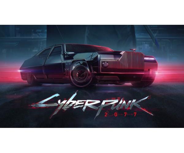 Постер Cyberpunk 2077 02