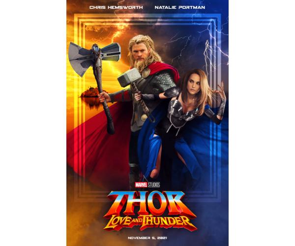 Постер Тор 4