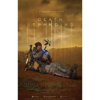 Постер Death Stranding 03