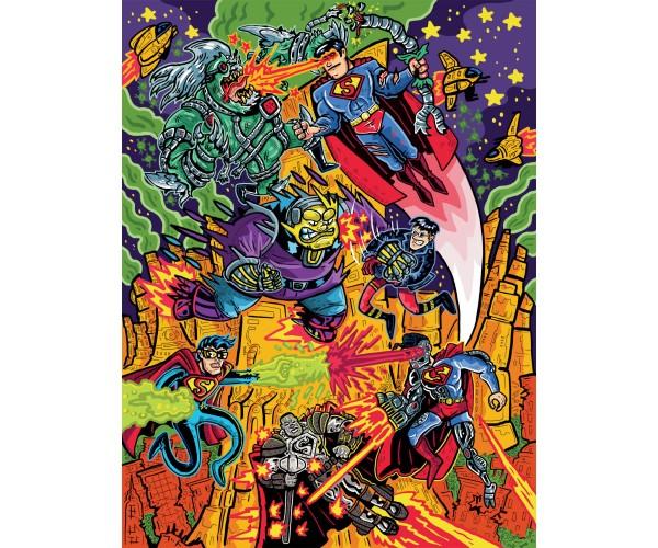 Постер DC