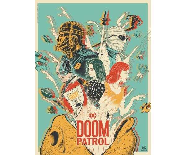 Постер Doom Patrol
