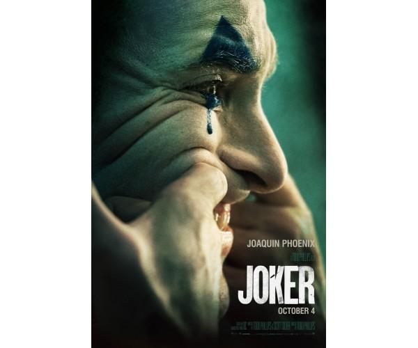 Постер Джокер 01