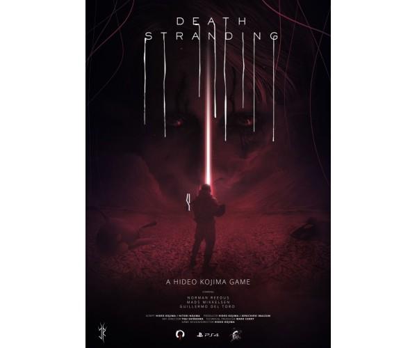 Постер Death Stranding 01