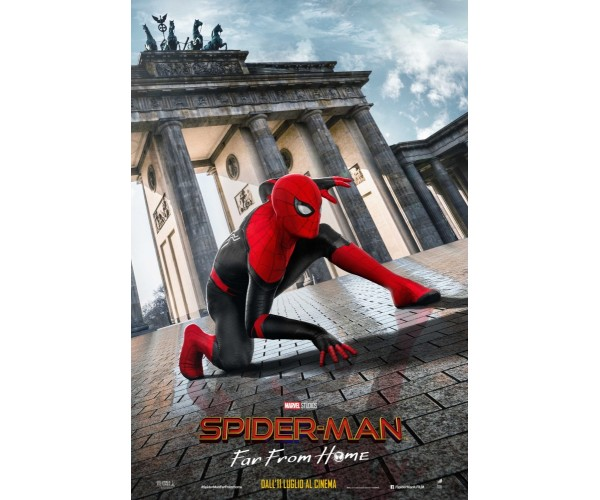 Постер Spider-Man: Far From Home 02