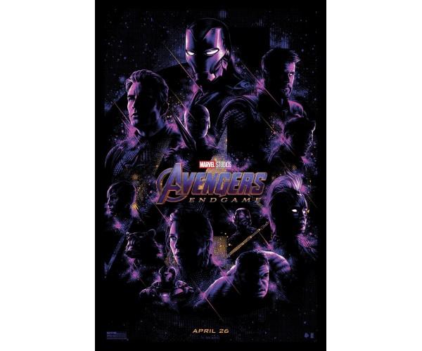 Постер Avengers Endgame 05
