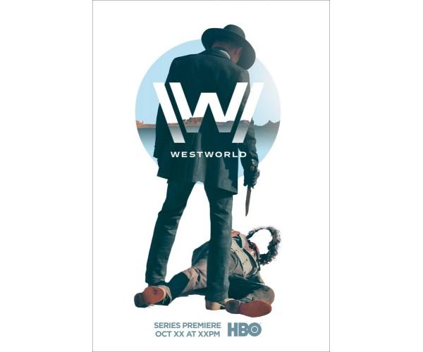 Постер Westworld