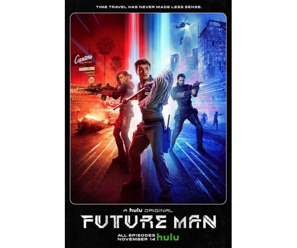 Постер Future Man