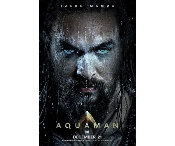 Постер Аквамен 04
