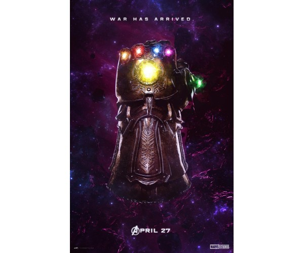 Постер Infinity War 04