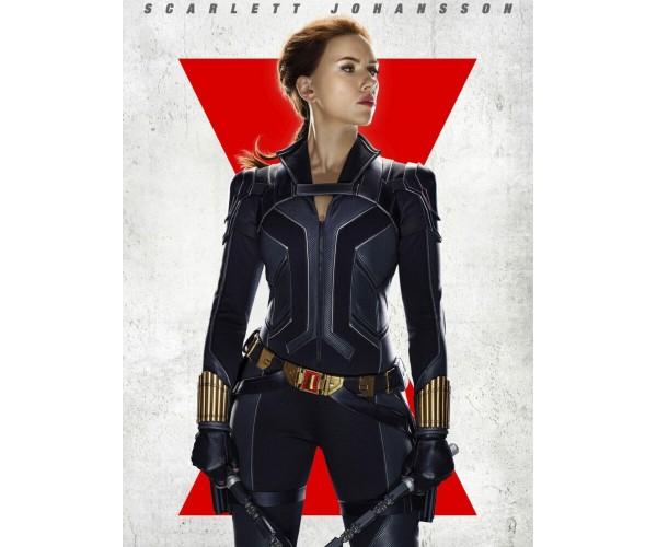 Постер Чорна Вдова Black Widow A3 05