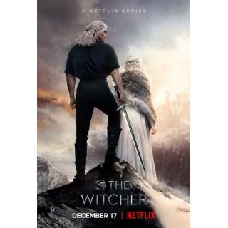 Постер Відьмак The Witcher A3 11