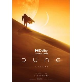 Постер Дюна Dune A3 07