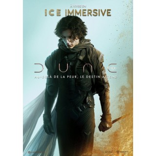 Постер Дюна Dune A3 08