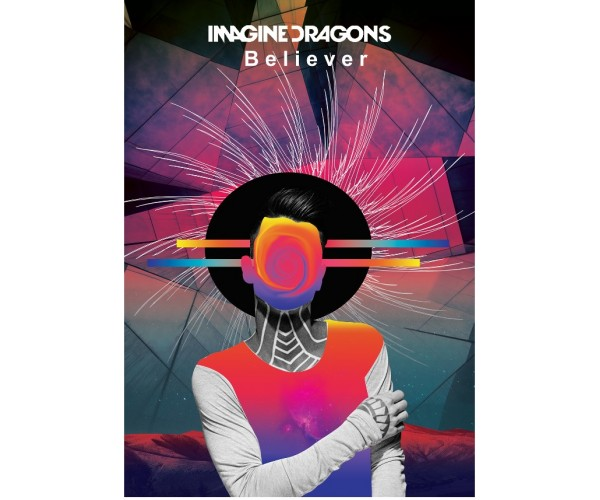 Постер Imagine Dragons A3
