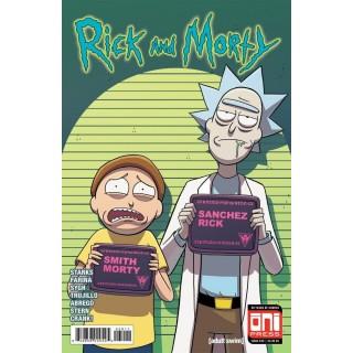 Постер Рік і Морті Rick and Morty A3 14