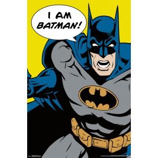 Постер Бетмен Batman А3 06