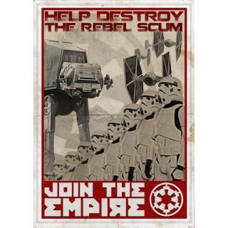 Постер Зоряні Війни Star Wars А3 08