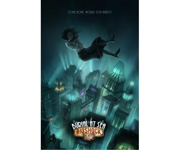 Постер BioShock A3