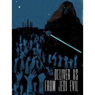 Постер Зоряні Війни Star Wars А3 10