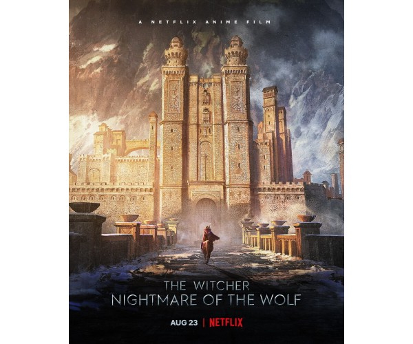 Постер Відьмак The Witcher A3 09