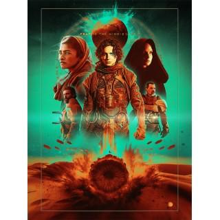 Постер Дюна Dune A3 03
