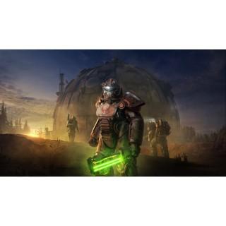 Постер Fallout A3 08