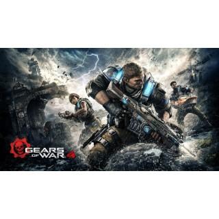 Постер Gears of War 4 A3