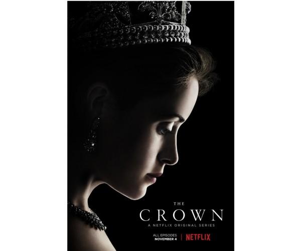 Постер Корона The Crown A3 02