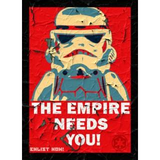 Постер Зоряні Війни Star Wars А3 12