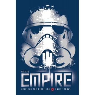 Постер Зоряні Війни Star Wars А3 14