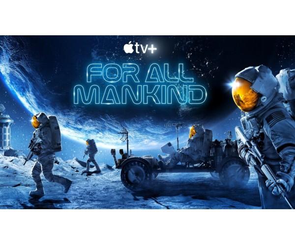 Постер Заради всього людства For All Mankind A3 03