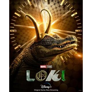Постер Локі Loki A3 05