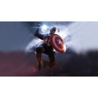 Постер Капітан Америка Captain America А3