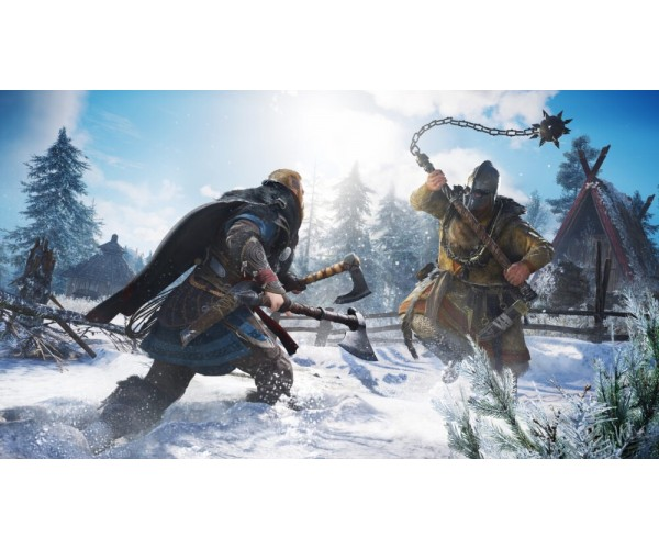 Постер Assassin's Creed Valhalla A3 04