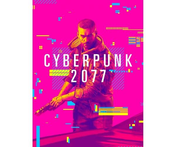 Постер Cyberpunk 2077 A3 02