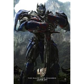 Постер Трансформери Transformers A3